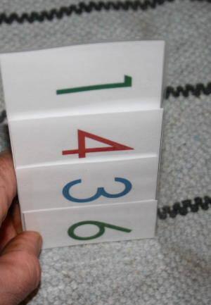 psicoaritmetica Montessori 92