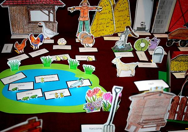fattoria Montessori 5