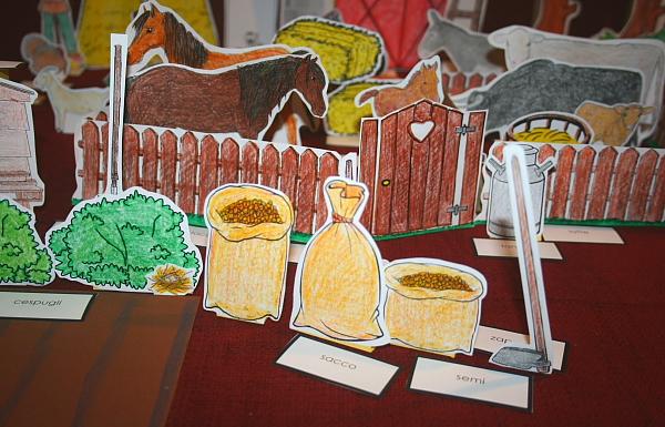 fattoria Montessori 8