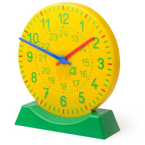 orologio in plastica per le 24 ore