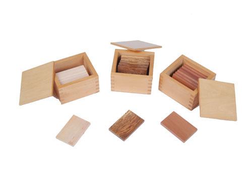 tavolette bariche Montessori 3 serie