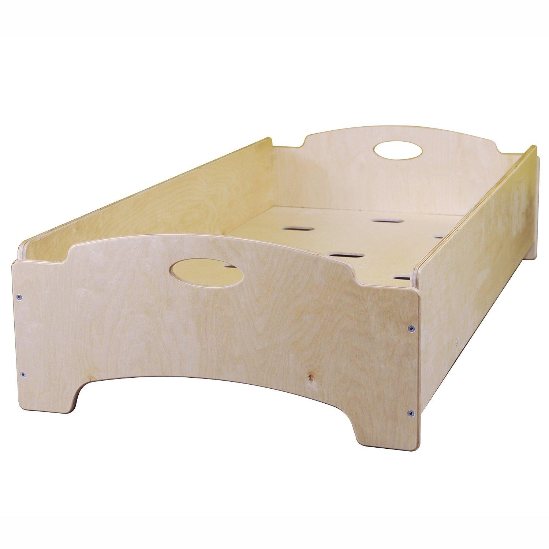 Il letto ideale per il bambino montessori da zero a 3 anni lapappadolce - Lettino neonato ikea ...