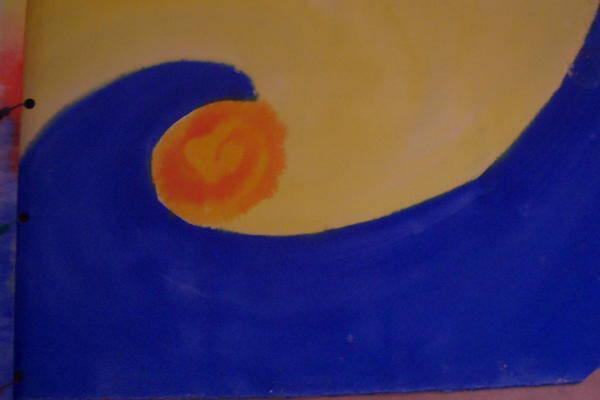Acquarello steineriano – Un racconto sul mare