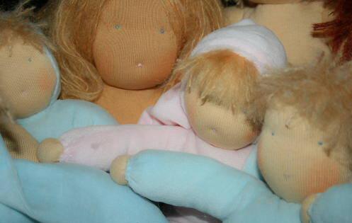 bambole Waldorf 11