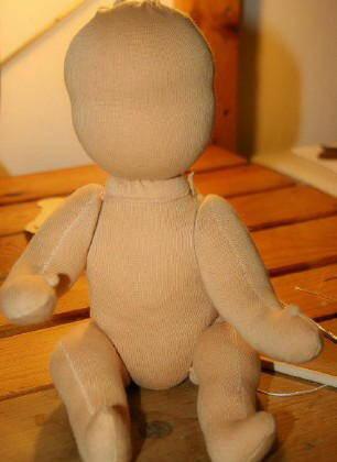 bambole Waldorf 120