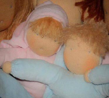 bambole Waldorf 38