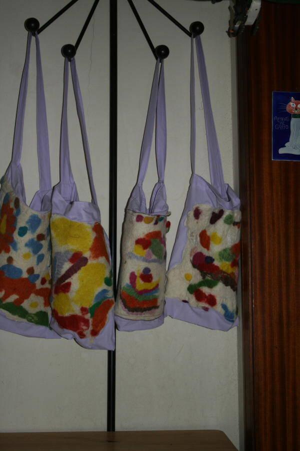 lana cardata laboratori per bambini 1