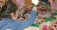 lana cardata laboratori per bambini 10
