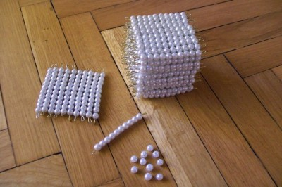 Metodo Montessori MATEMATICA