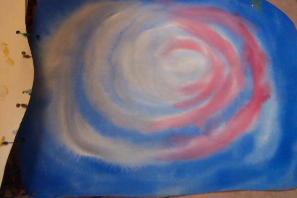 Acquarello steineriano - Un lavoro sul ciclo delle stagioni e l'albero per arte e immagine 10