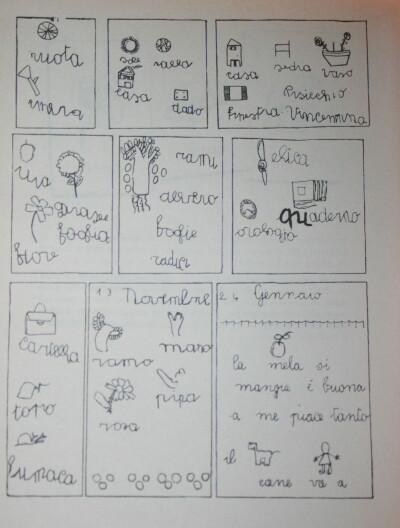 Il metodo naturale nell'insegnamento della lettura e della scrittura 5