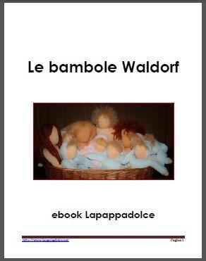 le bambole waldorf ebook copertina