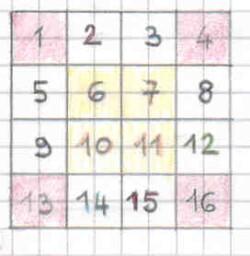 quadrati magici 10