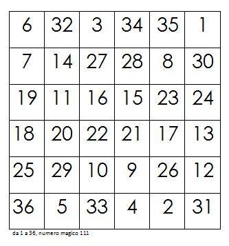 quadrati magici 23