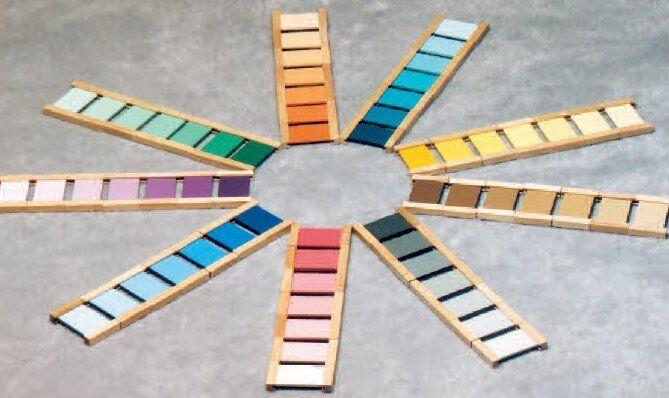 spolette dei colori Montessori 2 8