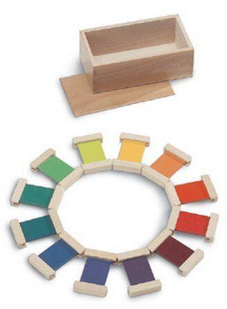 spolette dei colori Montessori 4