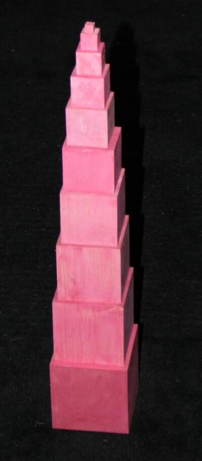 La torre rosa Montessori