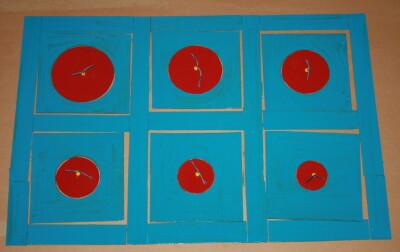 Cofanetto delle figure geometriche piane Montessori presentazione ed esercizi 15