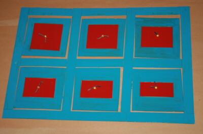 Cofanetto delle figure geometriche piane Montessori presentazione ed esercizi 16