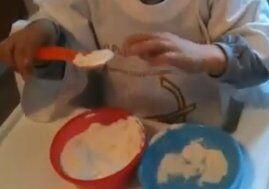 Metodo Montessori attività di vita pratica 1