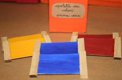 spolette dei colori Montessori 30