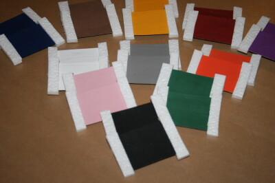 spolette dei colori Montessori 32