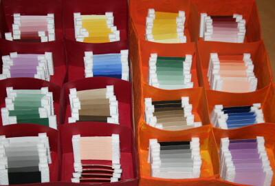 spolette dei colori Montessori 37