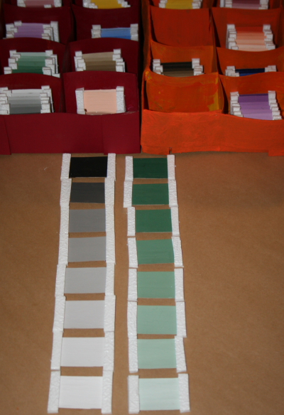 spolette dei colori Montessori 39