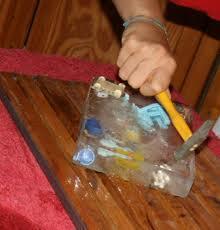 Caccia al tesoro nel ghiaccio 13