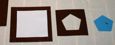 Prescrittura Montessori - come si usano gli incastri metallici 5
