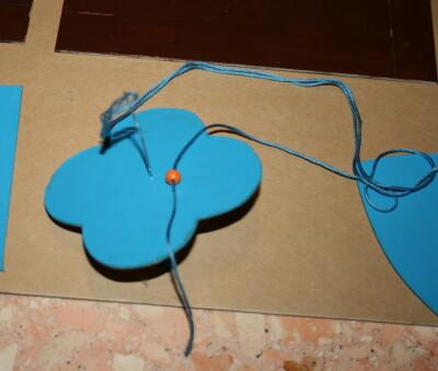 Tutorial DIY Montessori costruire il cofanetto delle figure geometriche 16