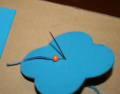 Tutorial DIY Montessori costruire il cofanetto delle figure geometriche 17
