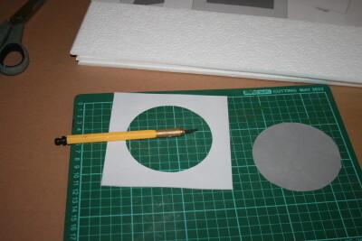 Tutorial DIY Montessori costruire il cofanetto delle figure geometriche 4
