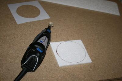 Tutorial DIY Montessori costruire il cofanetto delle figure geometriche 6