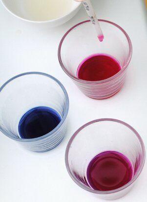 Esperimenti scientifici per bambini - Misurare il pH col cavolo rosso - La pappadolce