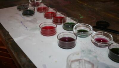 Esperimenti scientifici per bambini - il succo di cavolo rosso 6