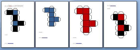 Montessori DIY il cubo del binomio 4