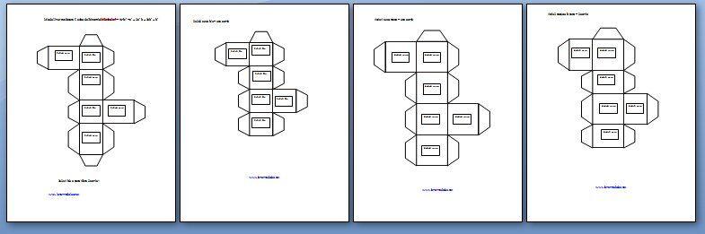 Montessori DIY il cubo del binomio 5