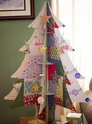 Alberi di Natale - 50 e più progetti creativi - 11