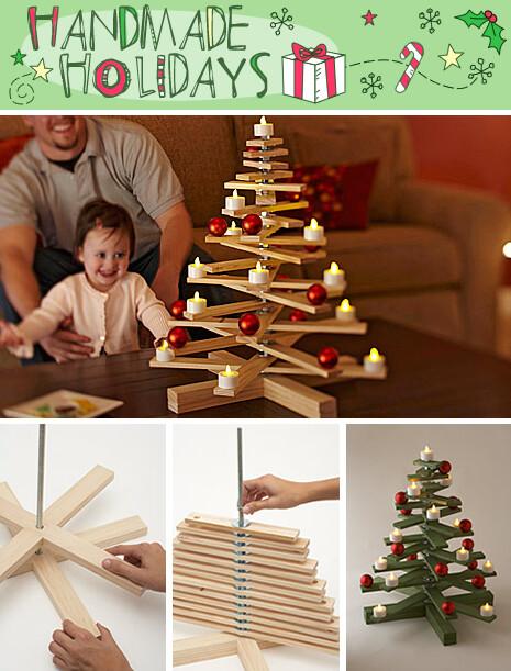 Alberi di Natale - 50 e più progetti creativi - 12