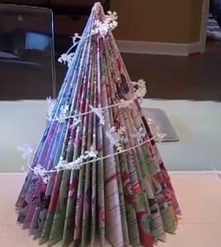 Alberi di Natale - 50 e più progetti creativi - 16