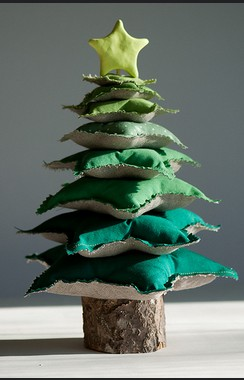Alberi di Natale - 50 e più progetti creativi - 20