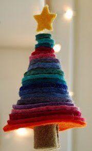 Alberi di Natale - 50 e più progetti creativi - 22