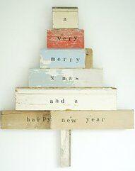 Alberi di Natale - 50 e più progetti creativi - 3