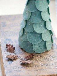 Alberi di Natale - 50 e più progetti creativi - 30