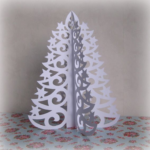 Alberi di Natale - 50 e più progetti creativi - 31