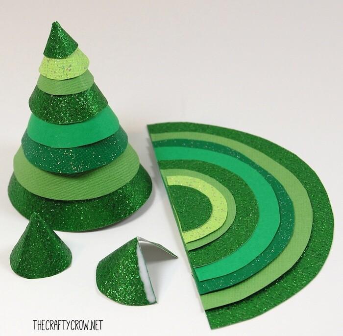 Alberi di Natale - 50 e più progetti creativi - 32