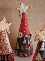 Alberi di Natale - 50 e più progetti creativi - 33