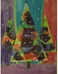 Alberi di Natale - 50 e più progetti creativi - 37
