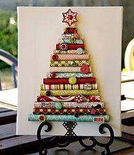 Alberi di Natale - 50 e più progetti creativi - 39